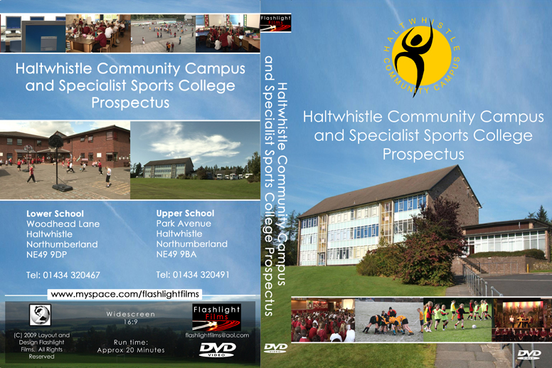 HCC DVD cover