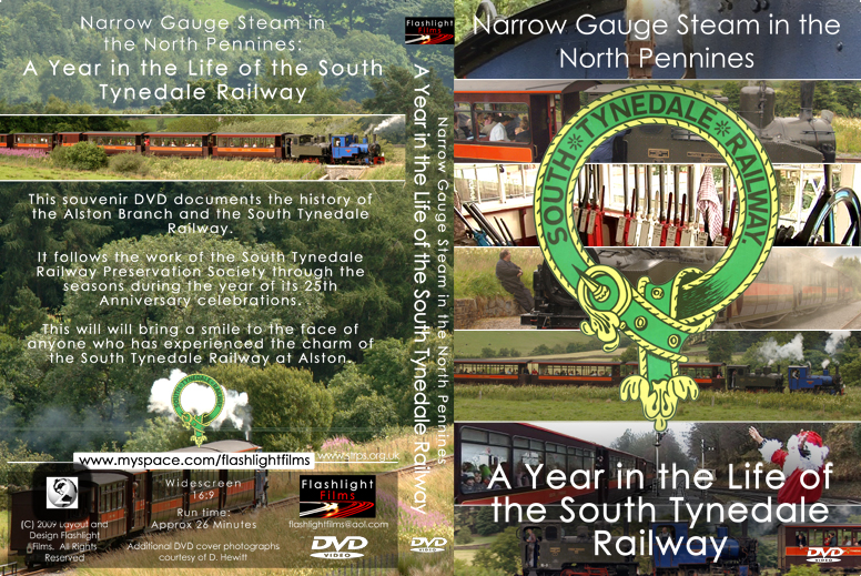 STRPS DVD cover